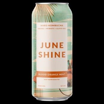 June Shine Blood Orange Mint