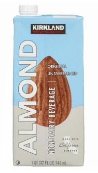 Kirkland Signature Almond Milk