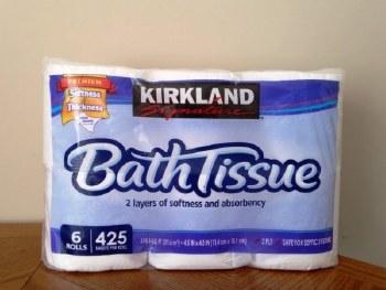 Kirkland Toilet Paper