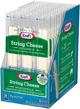 Kraft String Cheese Mozzarella