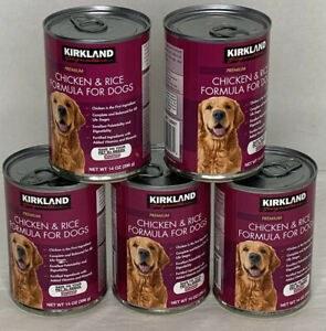 Ks Chicken & Rice Dog Food