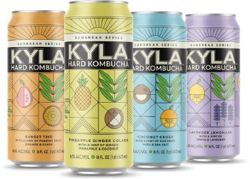 Kyla Lychee Lemonade
