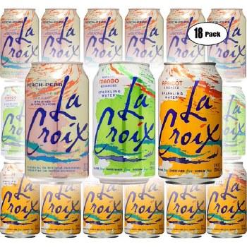 La Croix 8pk Cans