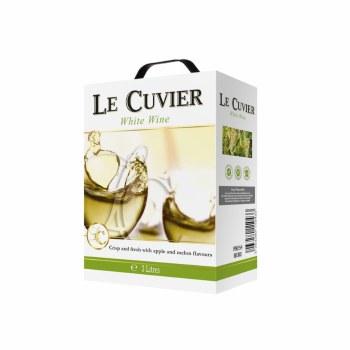 Les Coopains White Wine 3l
