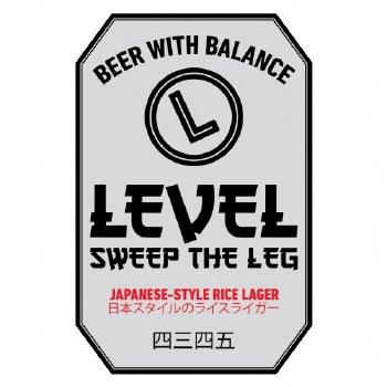 Level Japanese Style Lager