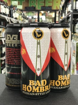 Level Bad Hombre Mexican Lager