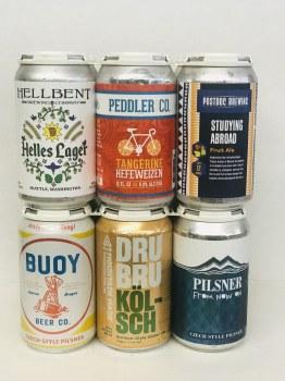 Light Beer Variety Packs