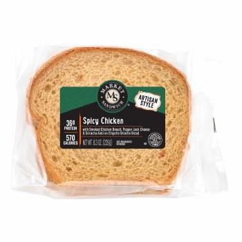 Market Sandwich Spicy Chicken