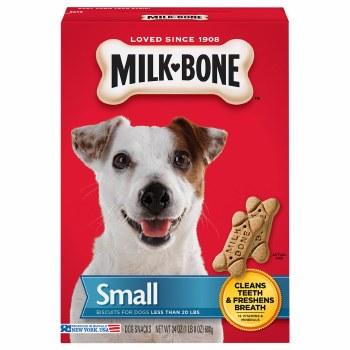 Milk Bone Small Dog Treats
