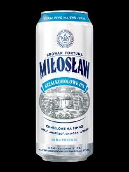Miloslaw Ipa Non Alcoholic