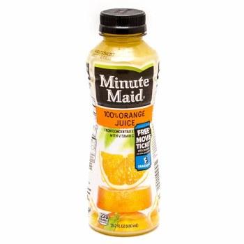 Minute Made Orange