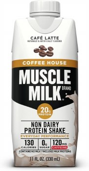 Muscle Milk Cafe