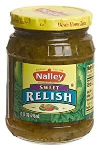 Nally Sweet Relish