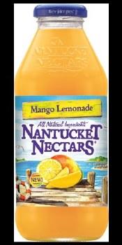 Nantucket Mango Lemonade