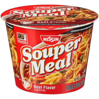 Nissin Beef Souper Meal