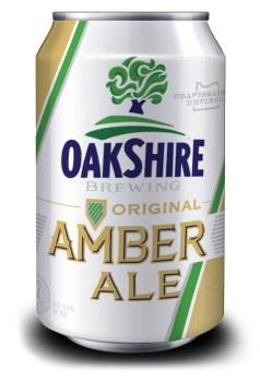 Oakshire Amber Ale 6pk C