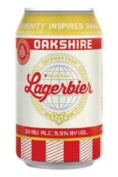 Oakshire Lagerbier 6pk C
