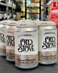 Old Stove Mexican Lager