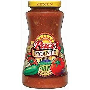 Pace Picante Sauce Med 16oz
