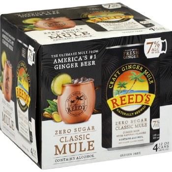 Reeds Classic Mule 4pk C