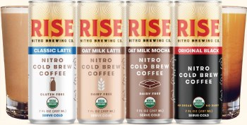 Rise Cold Coffee