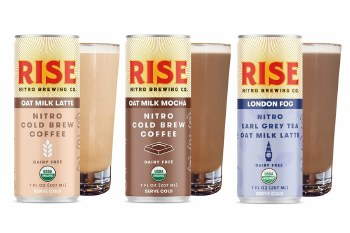 Rise Nitro Latte