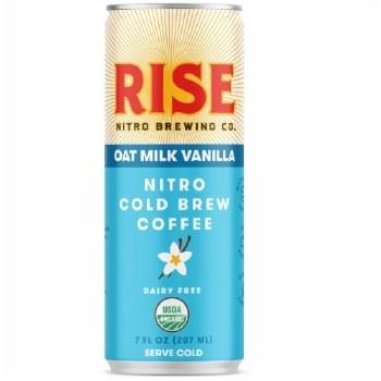 Rise Oat Milk Vanilla Nitro