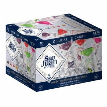 San Juan Seltzer Variety Pack