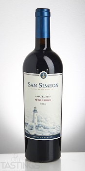 San Simeon Petite Sirah 750ml