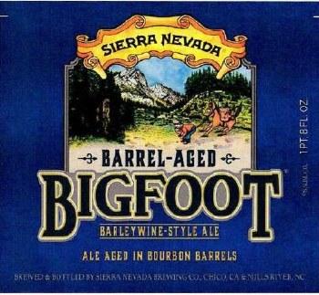 Sierra Nevada Big Foot 6pk B