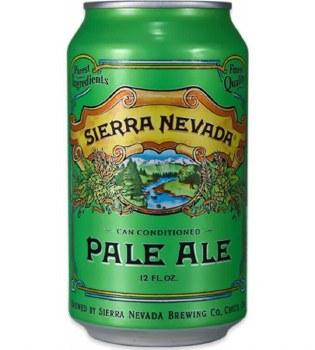 Sierra Nevada Pale 12pk B