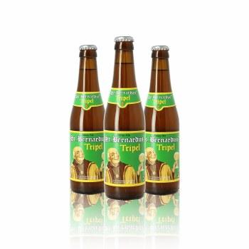 St. Bernardus Tripel Abbey Ale