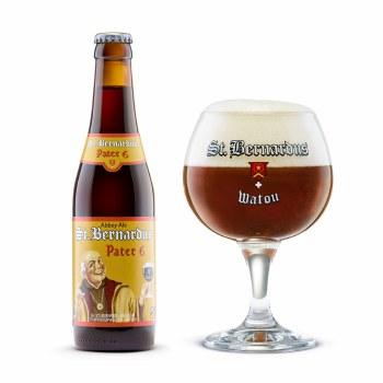 St. Pater Abbey Ale 6.7%