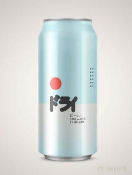Stillwater Sake Saison 4pk
