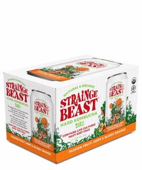 Strainge Beast Blood Orange