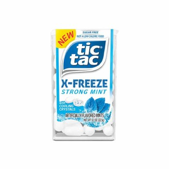 Tic Tac X-freeze Mint