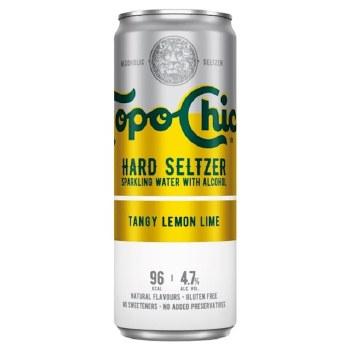 Topo Chico Hard Seltzer Lime