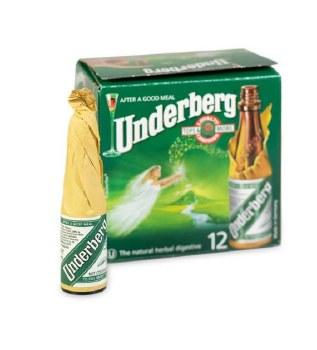 Underberg 12pk Bottles