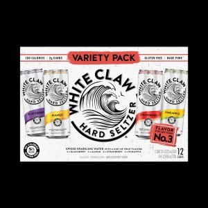 White Claw Variety Pack #3