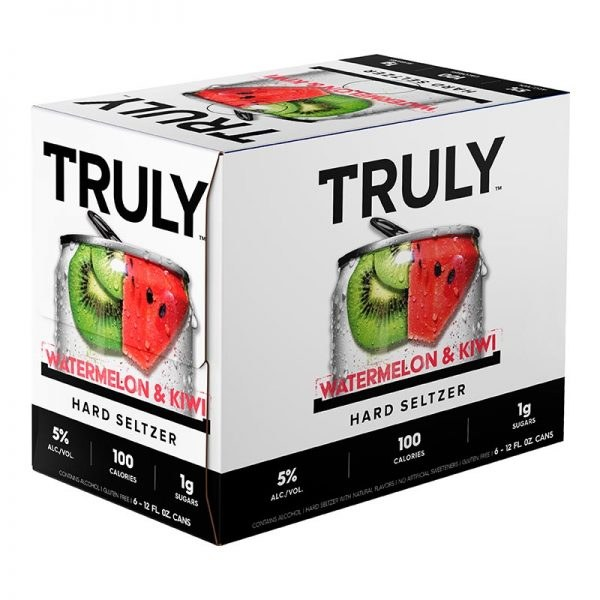 Truly Watermelon Seltzer
