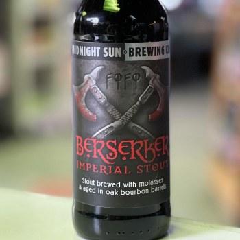 Midnight Sun Berserker Stout