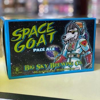 Big Sky Space Goat Pale Ale