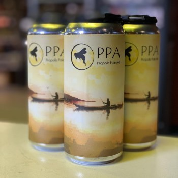 Propolis Ppa Pale Ale