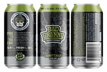 Bad Granny Cider 6pk C