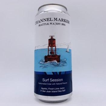 Channel Marker Surf Session
