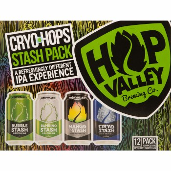 Hop Valley Hazy Ipa Variety