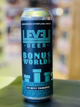 Level Bonus Worlds Hefeweizen