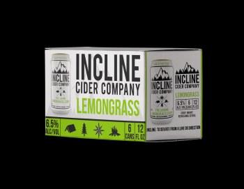 Incline Lemondgrass Cider