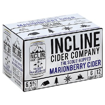 Incline Marionberry