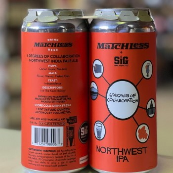Matchless 6 Degrees Ipa